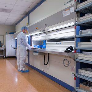 Sterile Supply Storage