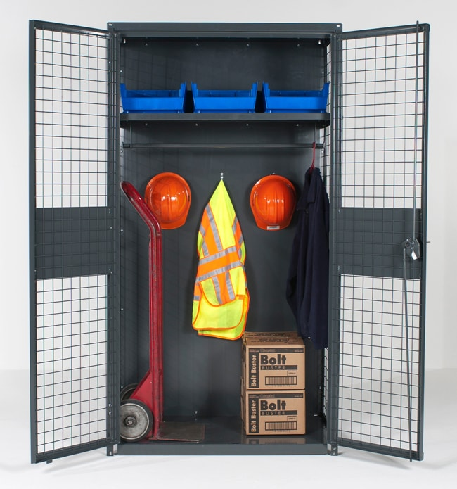 Industrial Wire Lockers And Storage Lockers Patterson Pope