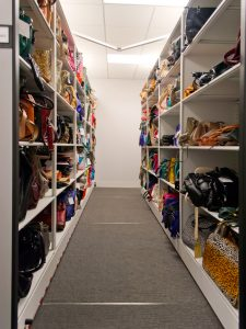 High Density Retail Storage Aisle