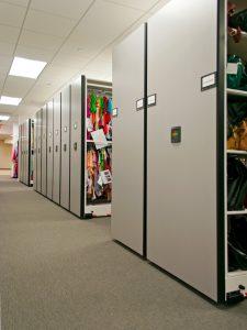 Retail Storage for Retail Store