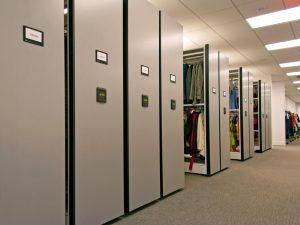 Mobile Retail Storage