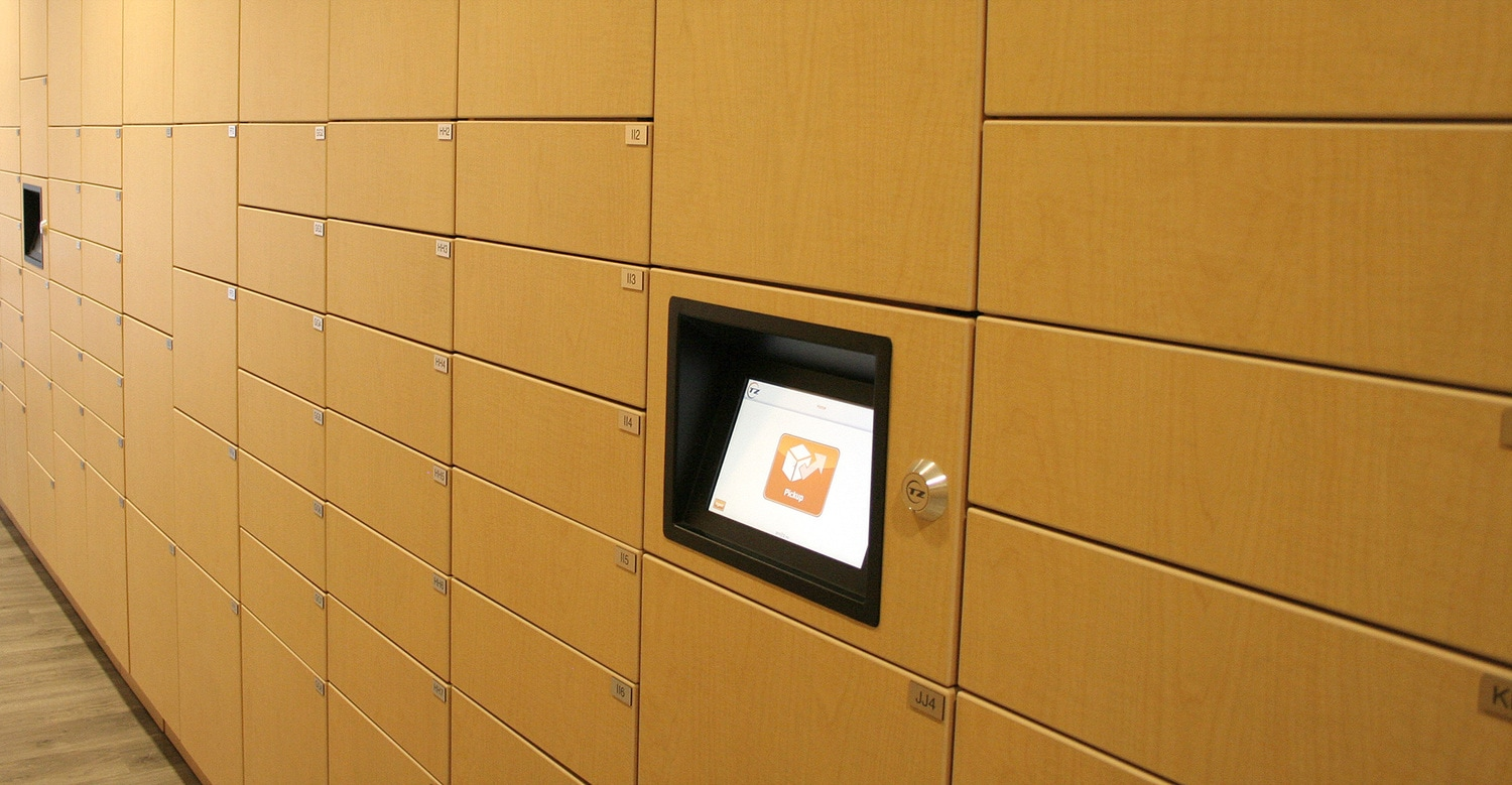 Electronic Parcel Lockers Transform Vanderbilt University Campus