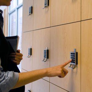 Digital locks allow single use access