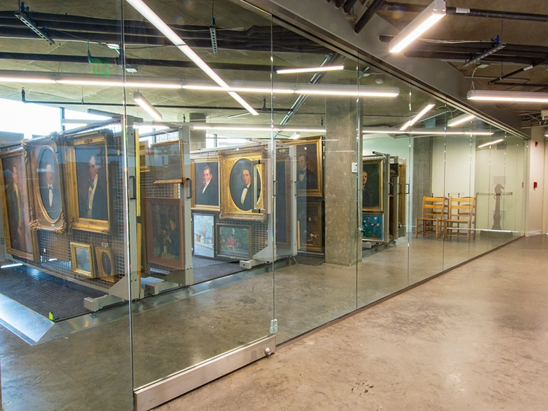 Filson Historical Society: High-Density Museum and Art Storage