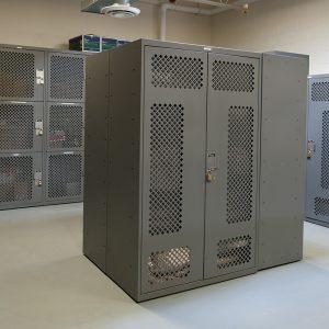 TA-50 Lockers for Military Storage