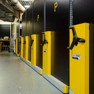 Pittsburgh Pirates baseball storage
