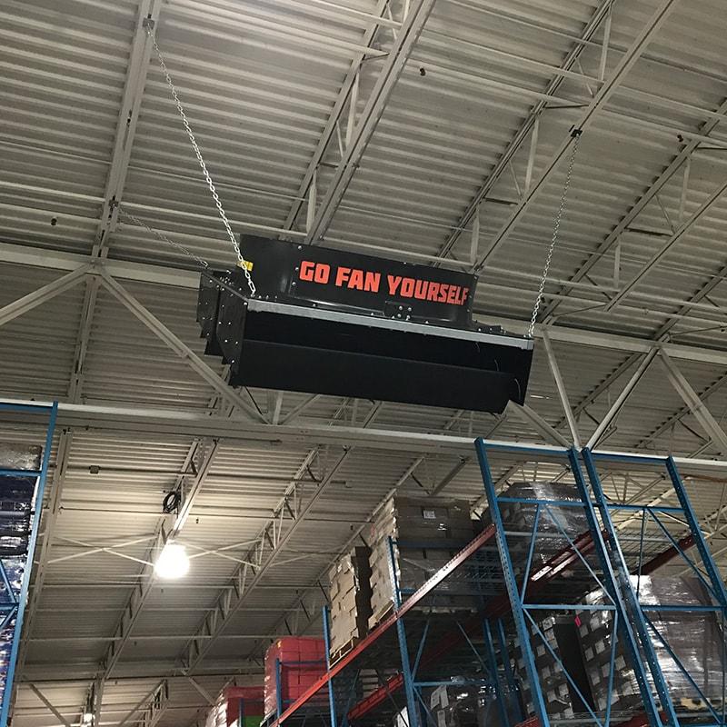 TAZ Fan