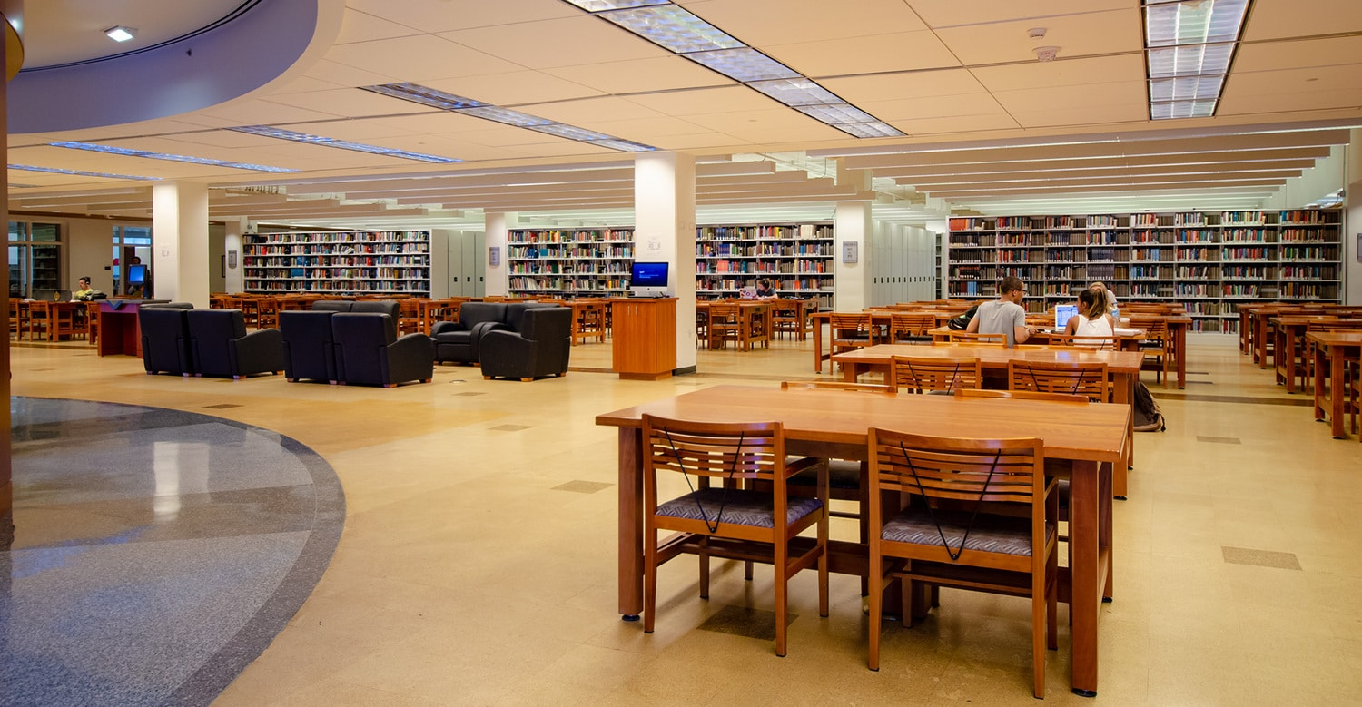 Library Storage Checks Out Space Saving Solutions
