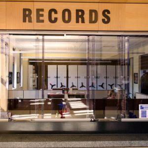Police Records Storage