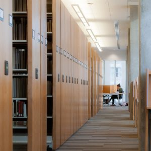 Law library offers storage and study space