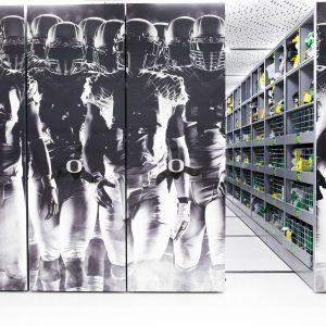 Mobile Storage at Oregon