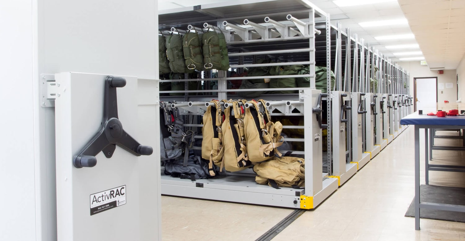 Para-Rigging Solution – A Revolutionary Addition to Military Storage