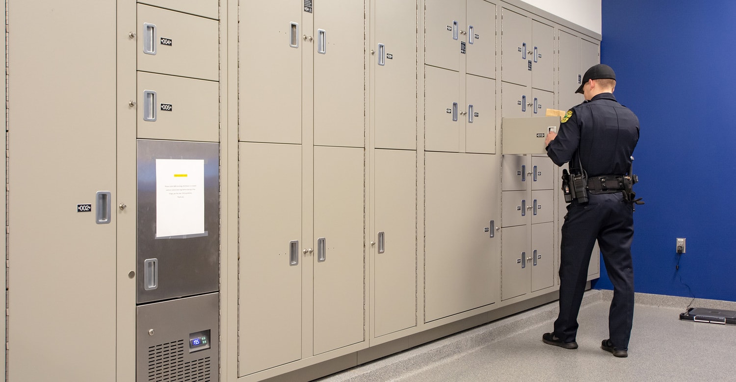 Lock it Up: Evidence Lockers Optimize Efficiency and Accountability for Law Enforcement.