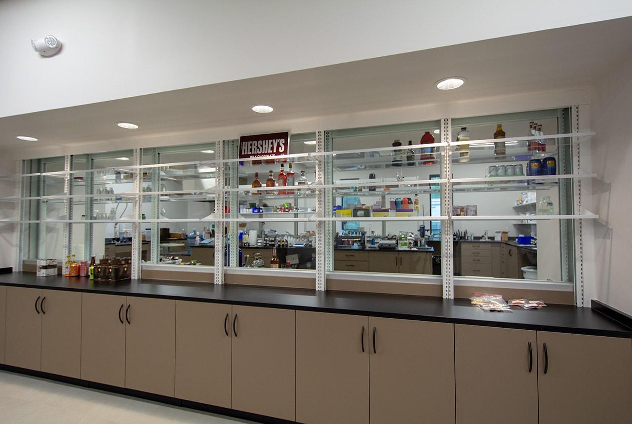 Laboratory Storage Design