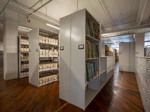 county government archives collection storage