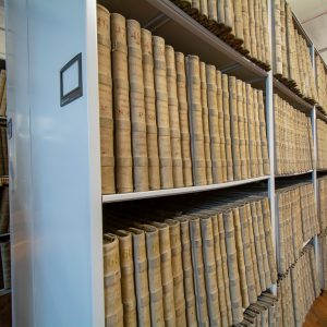 County archives organized and accessible
