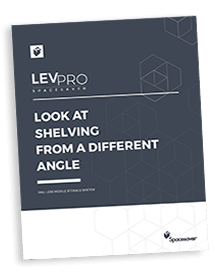 LEVPRO Suspended Mobile Shelving Brochure