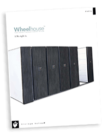 Low-Profile Mobile Shelving System Brochure