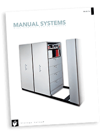Manual Assist Mobile Shelving System Brochure