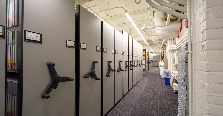 Music Library Storage Helps Create a Wonderful Arrangement