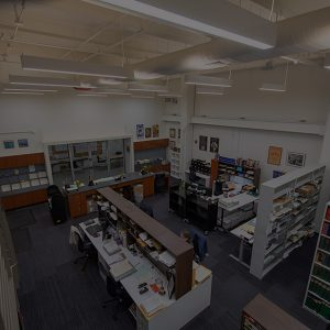 Interior of Music Library