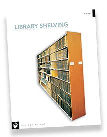 Cantilever Library Shelving Brochure