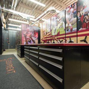 FSU Football Storage Facility