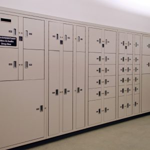 Secure Lockers for Evidence Storage
