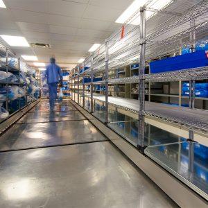 High-Density Medical Storage