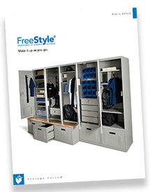 Personal Storage Lockers Brochure
