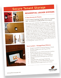Smart Lockers Brochure