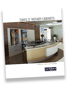 Rotary File Cabinets Brochure