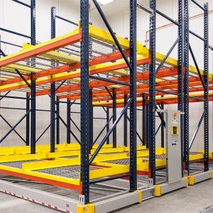 Storage Racks for Pharmaceutical Manufacturing