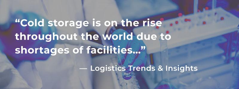 Logistics Trends & Insights