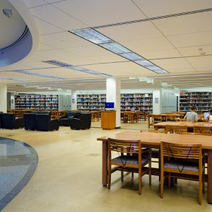 Compact Library Stacks make more room for students