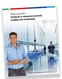 Industrial Vertical Lift (Lean-Lift) Brochure