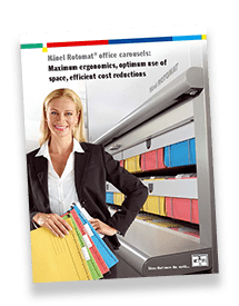 Vertical Office Carousel (Rotomat) Brochure