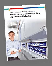 Industrial Vertical Carousel (Rotomat) Brochure