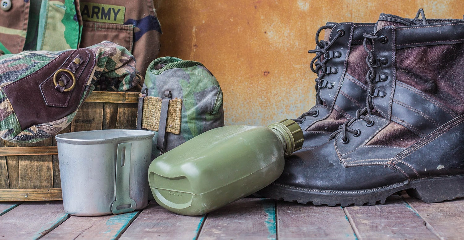 A Salute to Trends in Military Storage