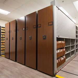 Control Access to Files with Tambour Doors