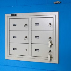Gun Lockers keep Weapons Safe when not in use