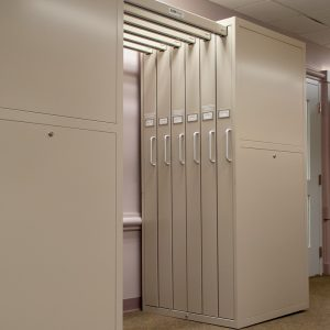 Secure Tape Storage Cabinets