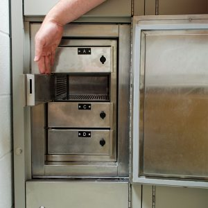 DNA and Biological Evidence Stored in Refrigerated Lockers