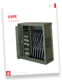 Universal Mini Weapons Rack Brochure