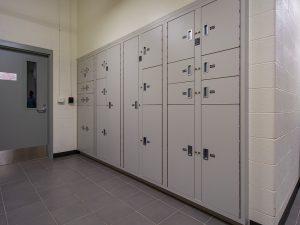 Evidence Storage Lockers Help Protect Chain of Custody