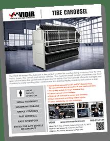 Industrial Vertical Carousels (Vidir) Brochure