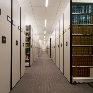 Storage for Law Libraries