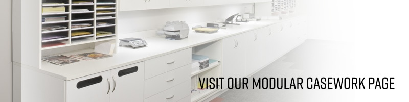 Modular Casework | Patterson Pope