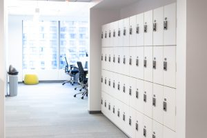 Lockers for Secure Employee Storage