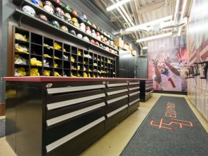 Florida State University Football Storage